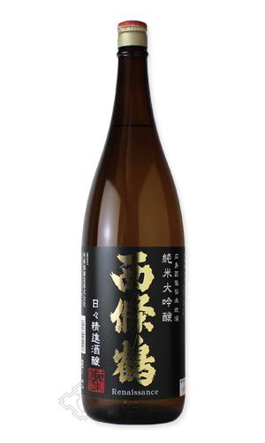 西條鶴 純米大吟醸