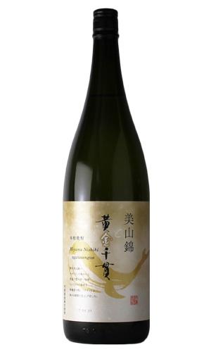 大海酒造 美山錦と黄金千貫